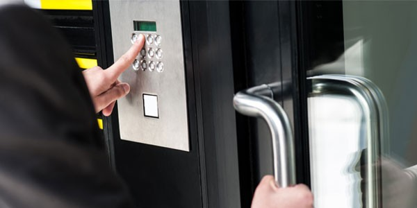 access control Singapore